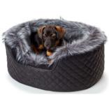 Hundeseng Hunter Gotland svart