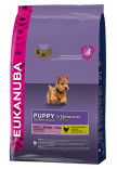 Eukanuba Dog puppy small breed 3 kg