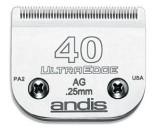 Skjær Andis 40 – 0,25mm