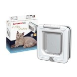Kattedør CatMate Elite 307 4 veis låsbar