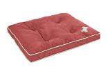 Hundepute Aspen rød