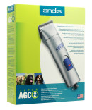 Klippemaskin Andis super AGC2 blå