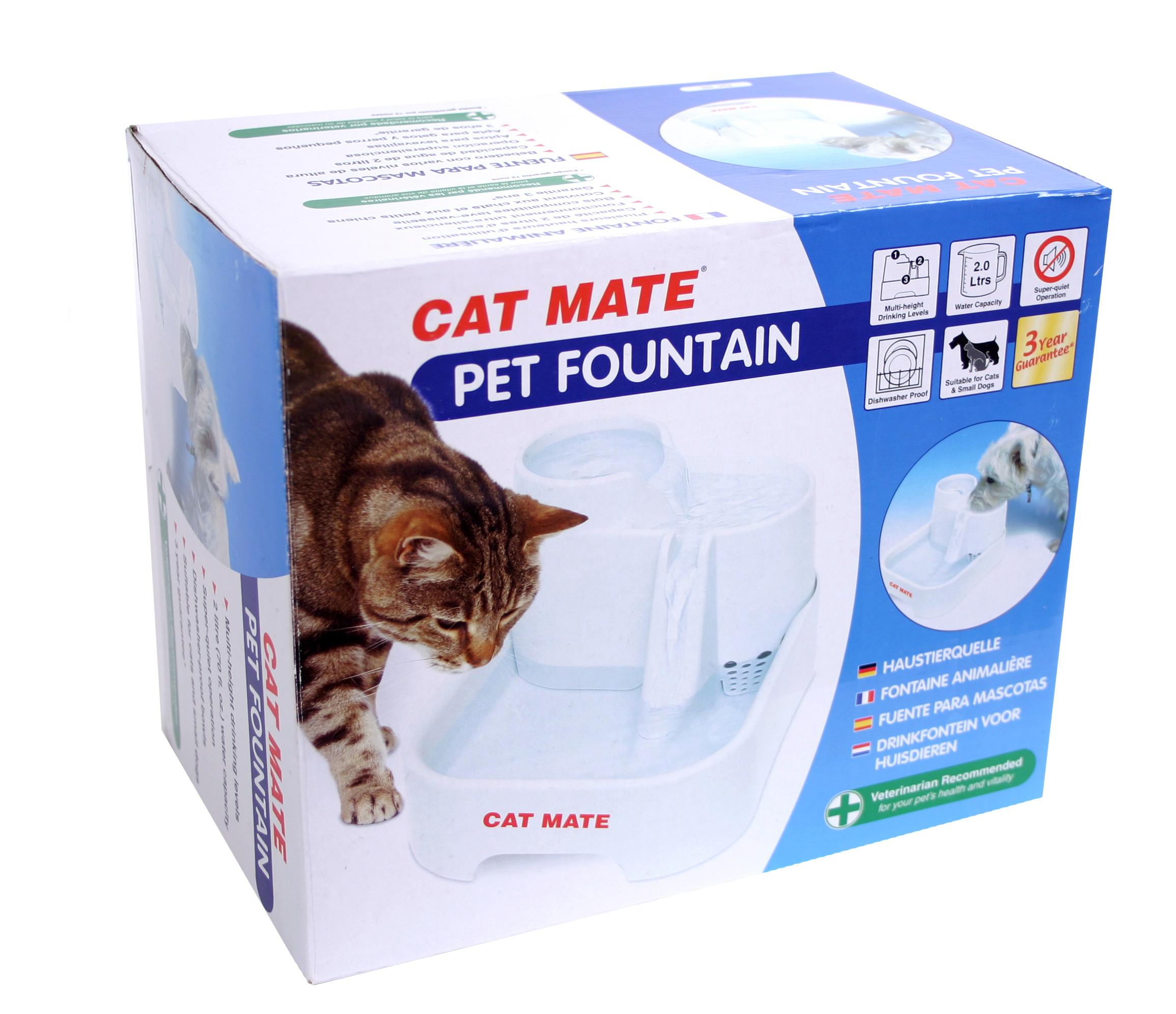 Vannfontene CatMate
