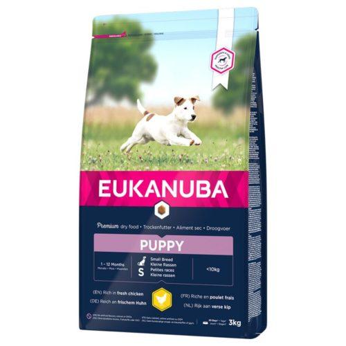 Eukanuba – Puppy Small Breed, 3kg