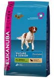 Eukanuba hund Mature&Senior / lamb&rice
