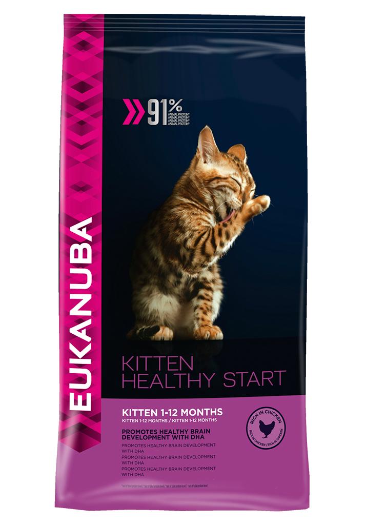 Eukanuba kitten chicken & liver