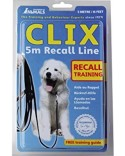 Treningsline hund Clix innkalling hund