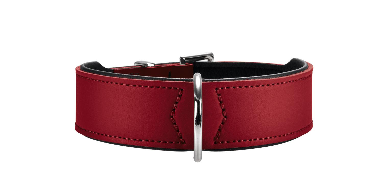 Halsbånd Hunter Basic Rød