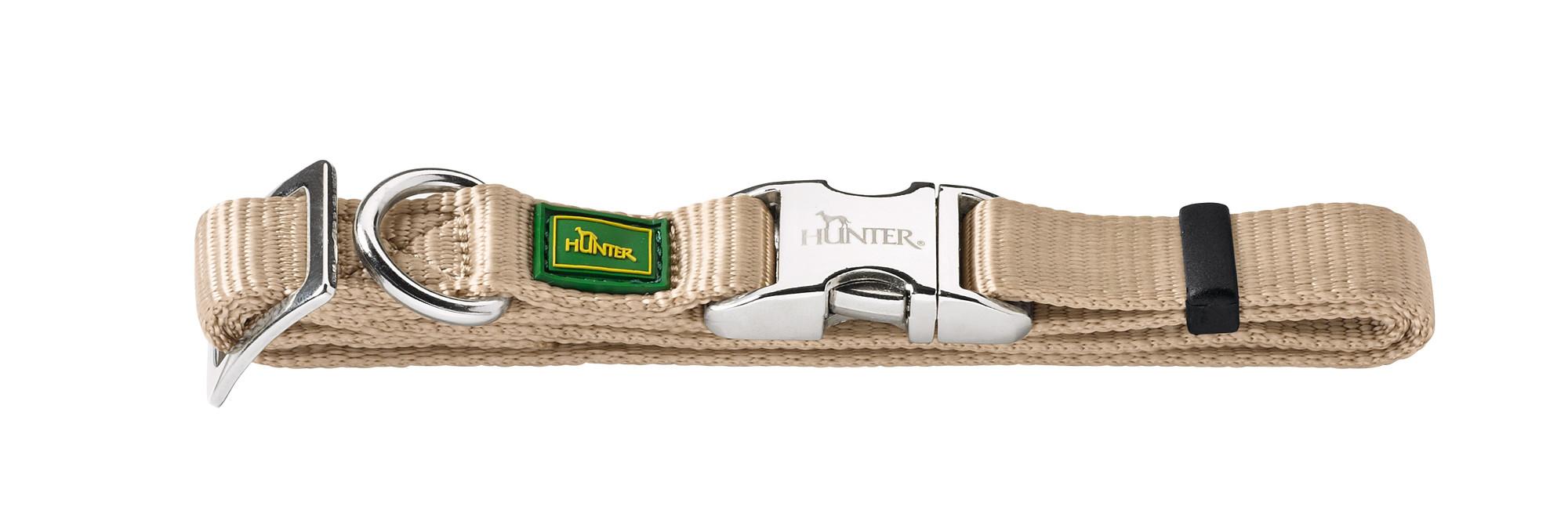 Halsbånd Hunter Vario Basic beige