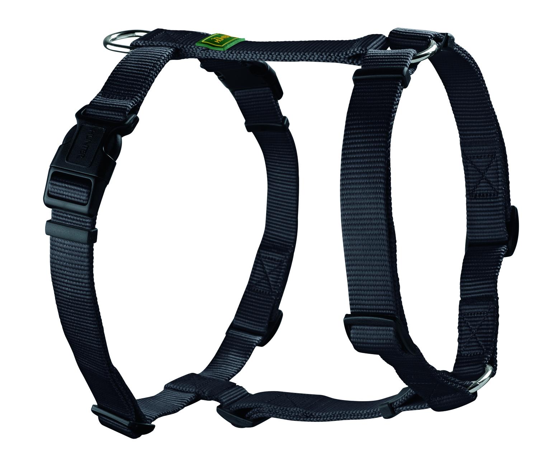 Hundesele Hunter Vario Basic svart