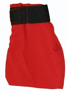 Potesokker Non-Stop Dogwear, Rød og Blå