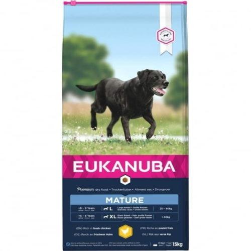 Eukanuba Mature&Senior Large