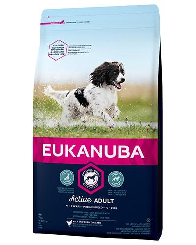 Eukanuba hund Adult Medium
