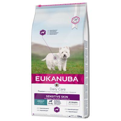 Eukanuba Hund DailyCare Sensitive Skin
