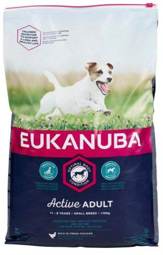 Eukanuba hund Adult Small