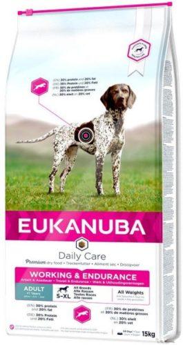 Eukanuba hund Adult Working & Endurance