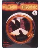 Halsbånd Refleks Flash ringen store hunder