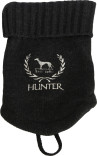 Strikkegenser hund Hunter med logo