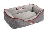 Hundeseng Hunter University grå vaskbar