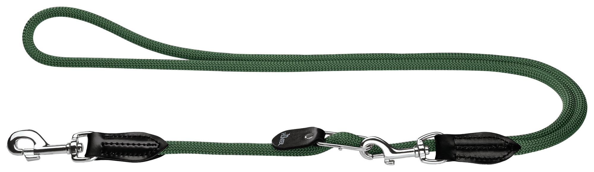 Hundekobbel justerbart grønn