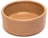 Matskål keramikk MC beige