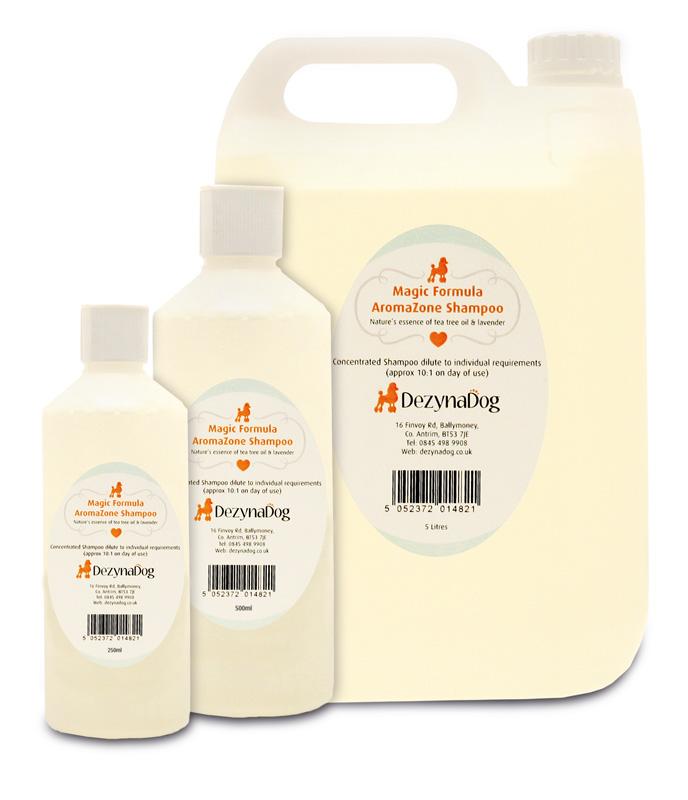 Hundeshampo Dezynadog Aromazone