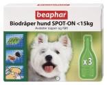 Beaphar Spot On hund mot insekter