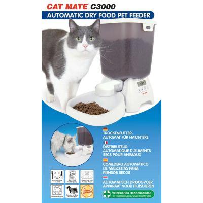 Fôrautomat CatMate