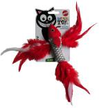 Katteleke Spot Fisk dental med catnip