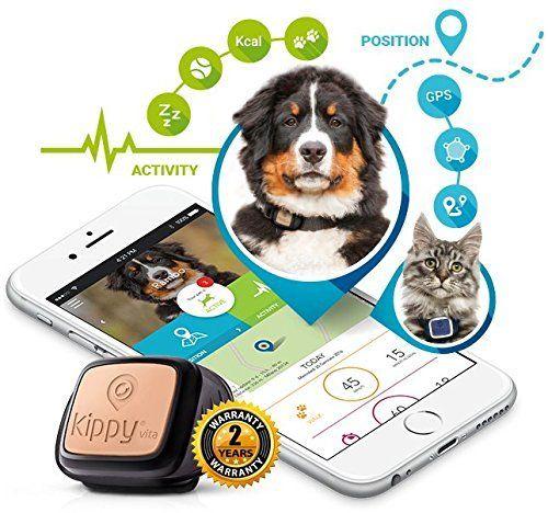 Kippy GPS sporing av din hund eller katt