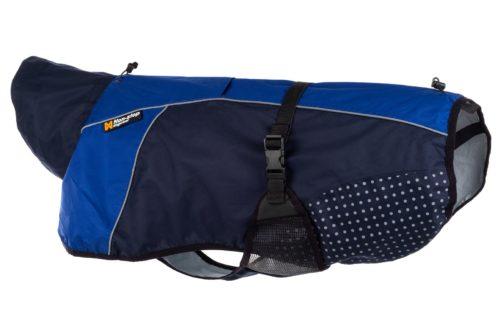 Regndekken Non-Stop Dogwear blå