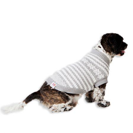 Ullgensere hund Fanagenser grå
