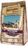 Hundefôr Natural Greatness Wild Recipe