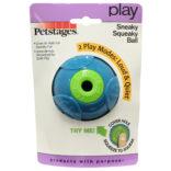 Hundeleke Petstages Sneaky Squeakly ball