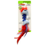 Katteleke Petstages Feather Fish Bone