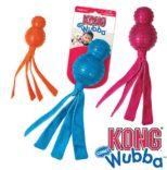 Hundeleke Kong Wubba Friends Comet