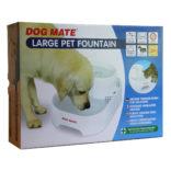 Vannautomat for hund Dog Mate Large