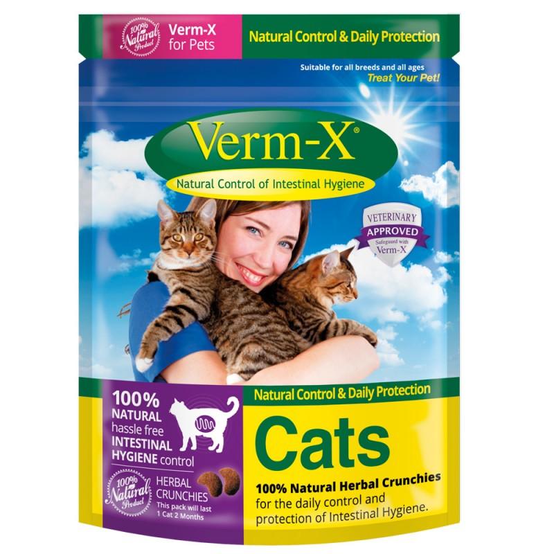 Verm X katt kontroll tarmhygiene