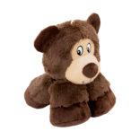 Hundeleke Kong Strecheez Bear Large