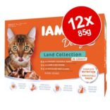 Iams Cat Adult Land collection in Gravy