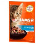 Iams cat adult sea collection in Gravy