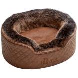 Hundeseng Hunter Gotland brun