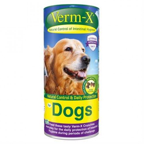 Verm X hund kontroll tarmhygienen