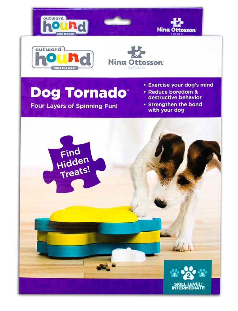 Aktivitetsleke hund Dog Tornado
