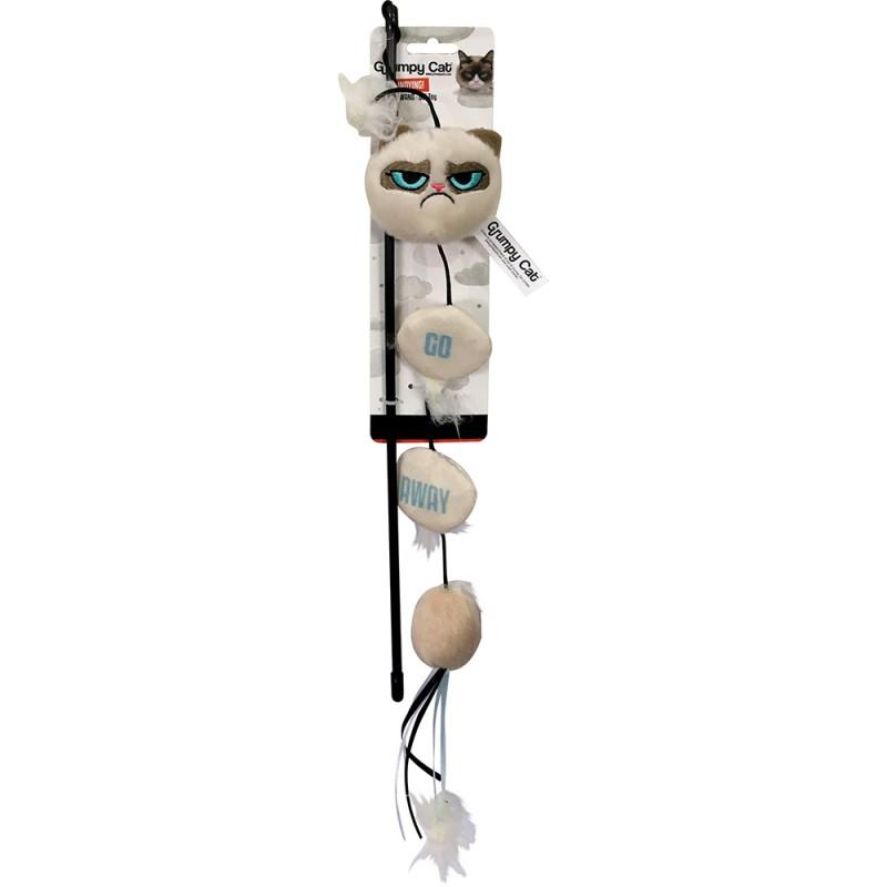 Katteleke Grumpy Cat Wand