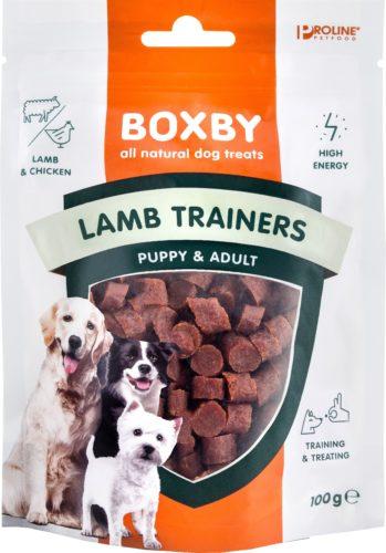 Boxby Proline Trainers Lamb