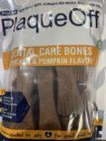 Tyggebein Plaqueoff Dental Care bones