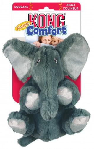 Hundeleke Kong Elefant XS