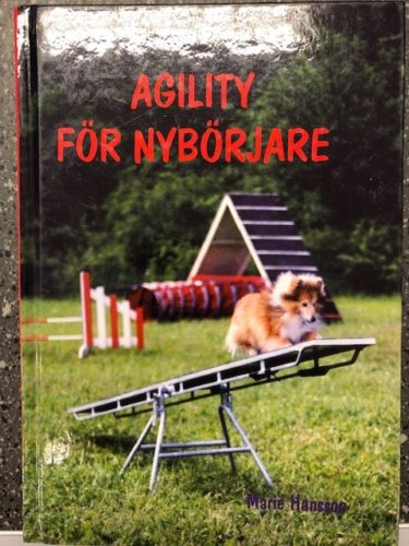 Hundebok agility for nybegynnere