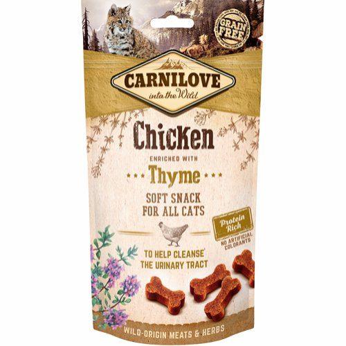 Carnilove – Myk Godbit Med Kylling 50gr